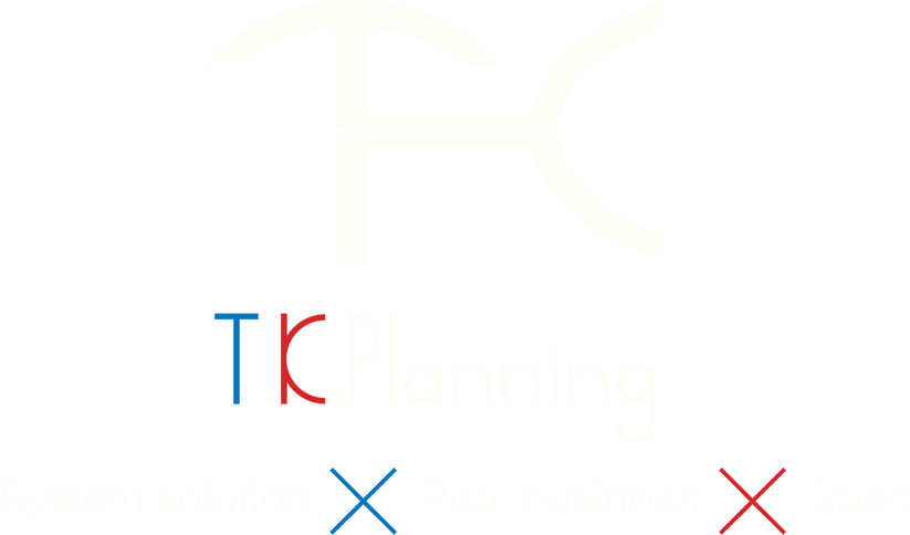 T.K.Planning System solution×Real business×Spec